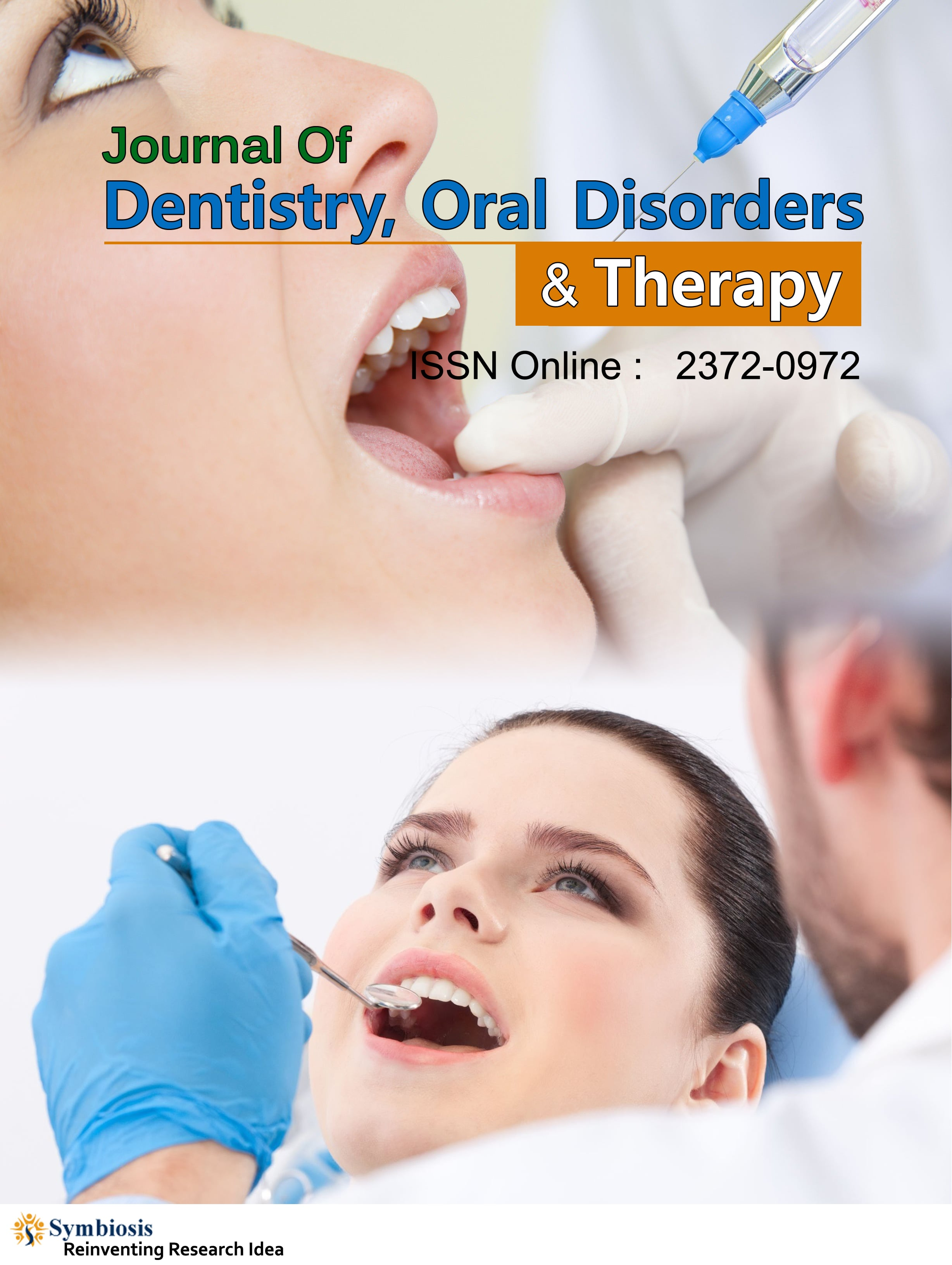 Journal of Dentistry, Oral Disorders & Therapy